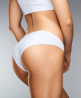 woman's glutes
